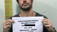 Dolabella foi preso em São Paulo na noite desta segunda-feira (5)