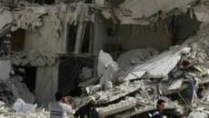 Siria recibe el peor ataque de guerra aéreo en lo que va de conflicto.