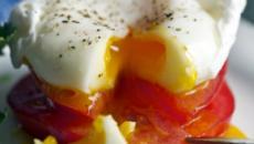 Uova in camicia all'americana per il brunch