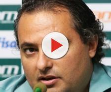 Diretor de futebol Alexandre Mattos