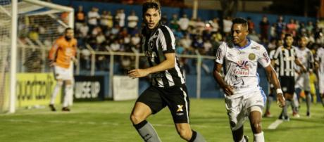 Botafogo é eliminado pelo Aparecidense na Copa do Brasil