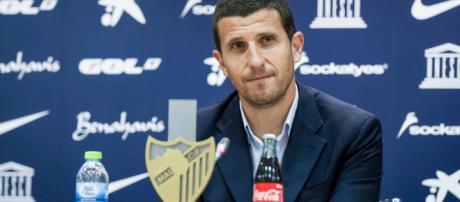 """La recepción de """"Javi """" provocó el ex Osasuna y el Málaga"""