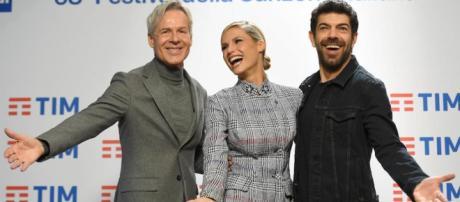 Sanremo 2018: compensi shock conduttori