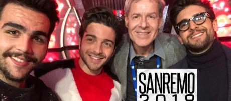 Sanremo 2018: Il Volo, ospiti confermati al Festival di Claudio ... - gogomagazine.it