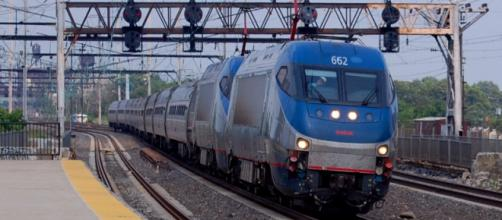 Amtrak Train 161 (Image credit – Lexcie, Wikimedia Commons)