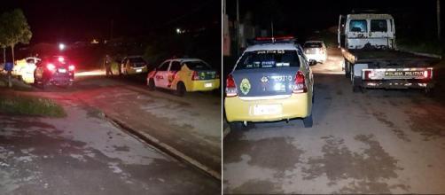 Após onda de assaltos, bandidos levam a pior em confronto com a PM