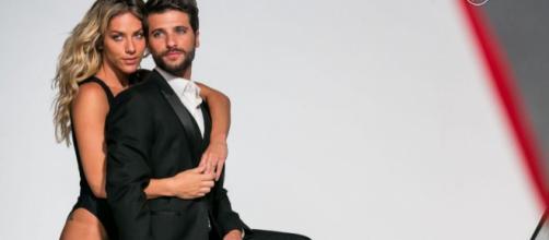Bruno Gagliasso e Giovanna já não têm mais o mesmo pique. (Foto Reprodução).