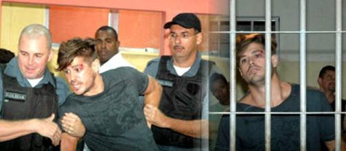 Dado Dolabella é preso novamente e sofre na cadeia