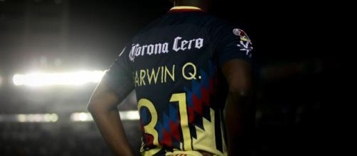 Darwin Quintero dejaría al América para regresar a Colombia.