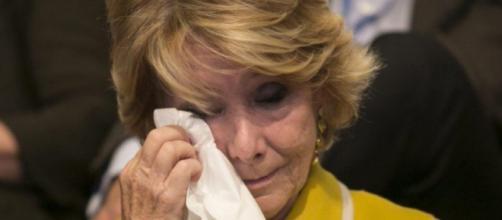 Esperanza Aguirre en imagen de