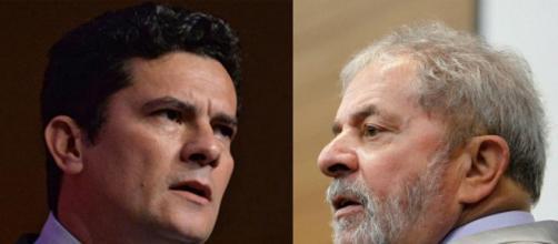 Ex-presidente Lula se manifestou em ataques contra o juiz Sérgio Moro