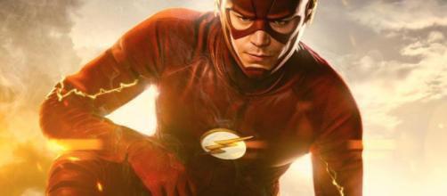 Flash es una serie de televisión que proviene de un Comic
