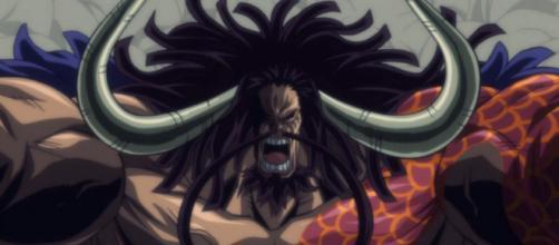 Kaido de One Piece el personaje más fuerte