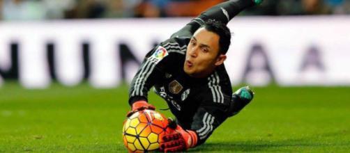 Keylor Navas podria salir del Real Madrid el proximo verano