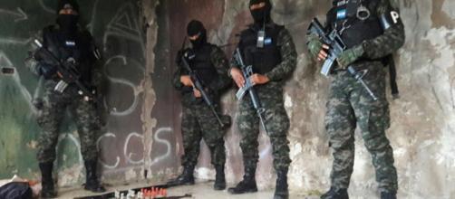 La cantidad de drogas estimulantes confiscadas por la policía en 2017 en casos de contrabando ascendió a unos 1.068 kilogramos