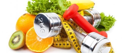 Las ventajas de comer y ejercitarse. - mujerdeelite.com