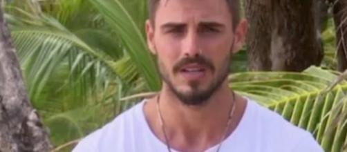 L'Isola dei Famosi 2018: Francesco Monte spiega perchè ha lasciato il reality