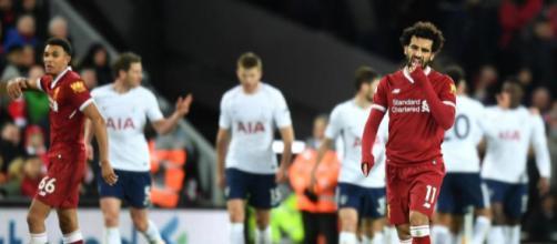 "Liverpool vs Tottenham: ""Reds"" igualaron 2-2 por la Premier League"