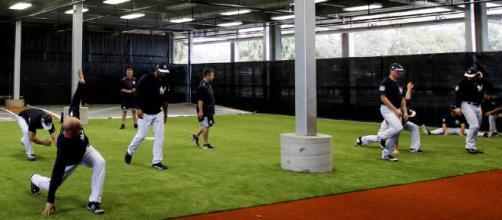 Los Yanquis en entrenamiento de primavera - MLB | EL UNIVERSAL - eluniversal.com
