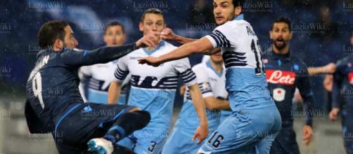 Mercoledì 4 marzo 2015 - Roma, stadio Olimpico - Lazio-Napoli 1-1 ... - laziowiki.org