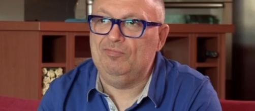 Pascal Cardonna lors de l'intervie dans Le Quotidien