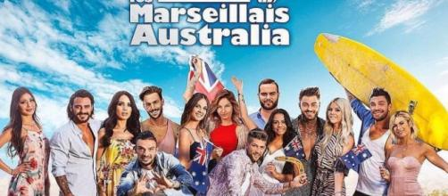 Photo officielle des marseillais Australia