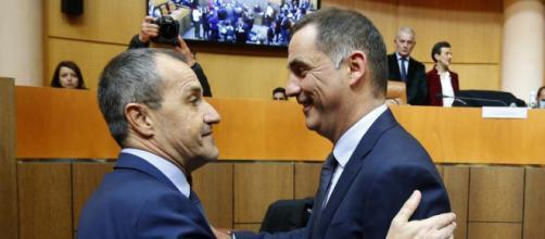 Qui sont Gilles Simeoni et Jean-Guy Talamoni ?
