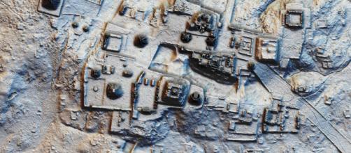 Se descubrieron miles de estructuras mayas