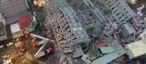 Terremoto en Taiwán: al menos 6 muertos, 100 heridos y buscan ... - elintransigente.com