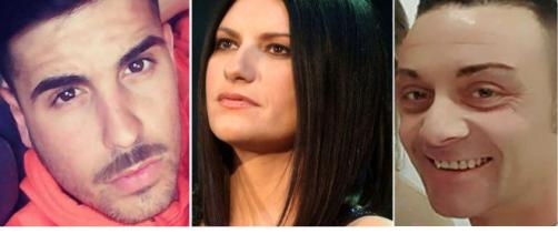Vincenzo Ruggiero, Laura Pausini e Ciro Guarente