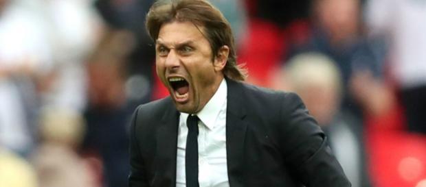 Antonio Conte, entrenador del Chelsea