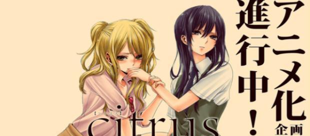 El anime de Citrus y su episodio 5