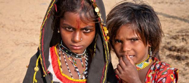 Faltan 50 millones de niñas en la india