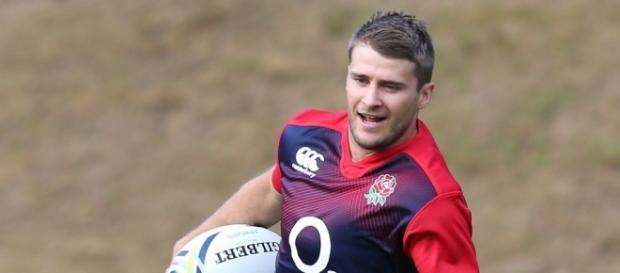jugador mientras se prepara para regresar al rugby internacional