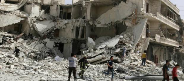 La ONU ha solicitado un mes de tregua para poder atender a los heridos en Siria.