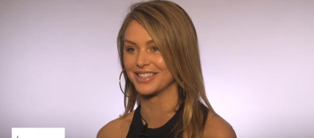 Lala Kent appears in an interview with Bravo TV. [Photo via Bravo/YouTube]