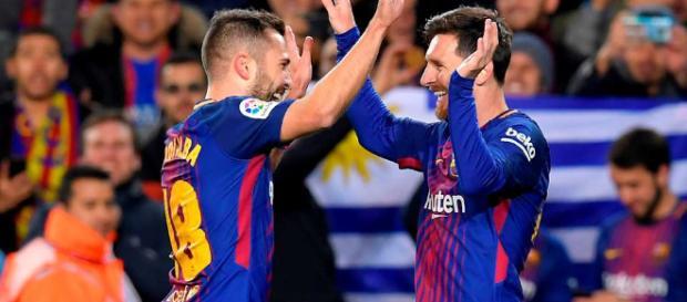 Lionel Messi produced an incredible assist against Celta Vigo ... - givemesport.com