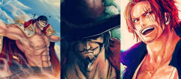 Listado de los más fuertes One Piece