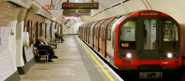 London Underground - (via wikipedia.org)