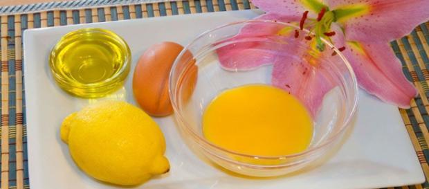 Mascarilla Rejuvenecedora con Productos Naturales y limon