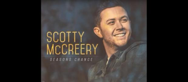 Scotty McCreery is ready to celebrate his third album and married life with Gabi Dugal. Image cap ScottyMcCreeryVEVO/YouTube