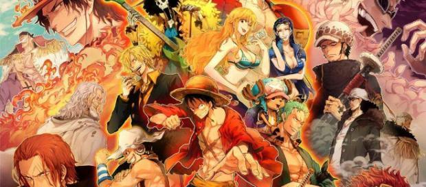 Top 10 Personajes más poderosos de One Piece | •One Piece• Amino - aminoapps.com