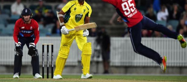 Trans-Tasman T20 Tri-Series: England suffer defeat against Australia (Image: Cricket Australia/Youtube)
