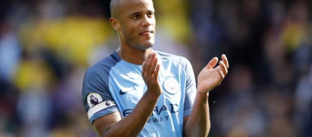 Vincent Kompany no tiene intención de abandonar el Manchester City