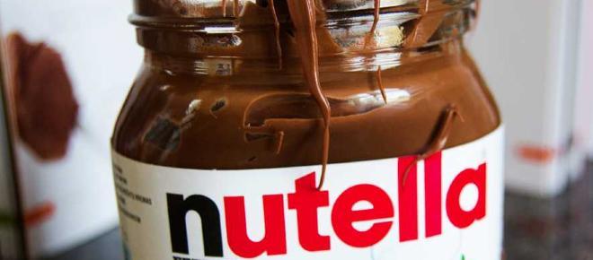 Compradores locos por el precio de venta de Nutella en Francia