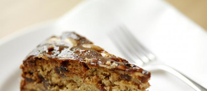 Dolci dal Regno Unito: la Dundee Cake