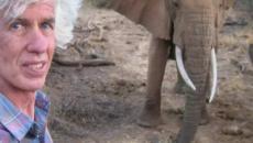 Esmond Bradley Martin Fue encontrado apuñalado en su casa en kenia.