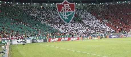 Antiga parceira, torcida está desmotivada e não vem prestigiando o Fluminense (Foto: Reprodução/Lancepress)