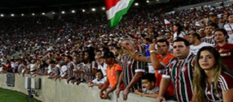 Fluminense segue se preparando dentro e fora de campo (Foto: Globoesporte)