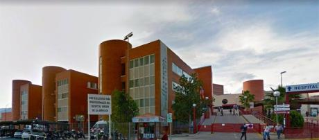 Hospital na Espanha, onde o bebê nasceu